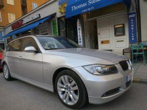 Hogengårds gamle BMW