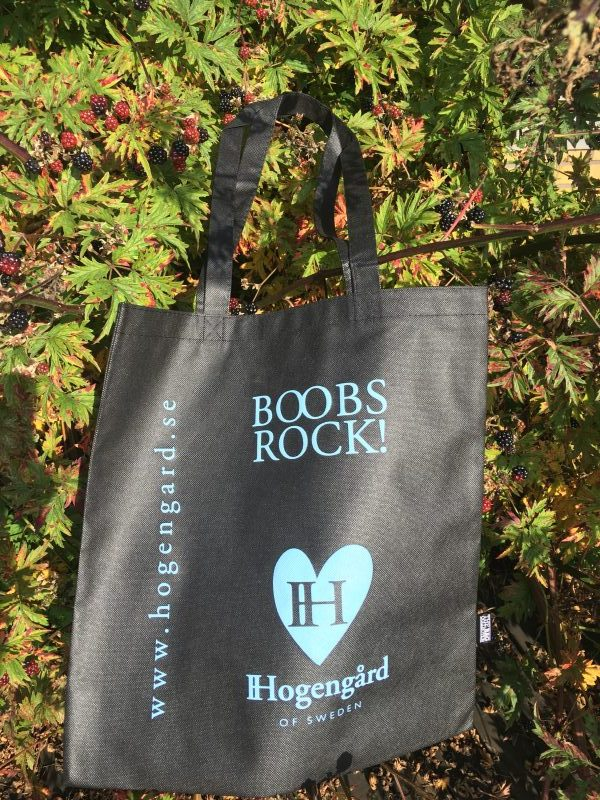 Påse Boobs rock Hogengård